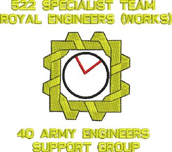 522 Specialist Team 40 Army Engr Sp Grp